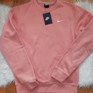 Nike Sportswear Club Crewneck Sptcas Fleece